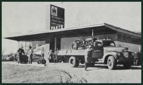 International Harvester Dealers Of The Past