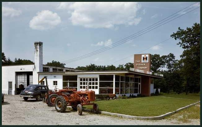International Harvester Dealers : International harvester dealers of the past